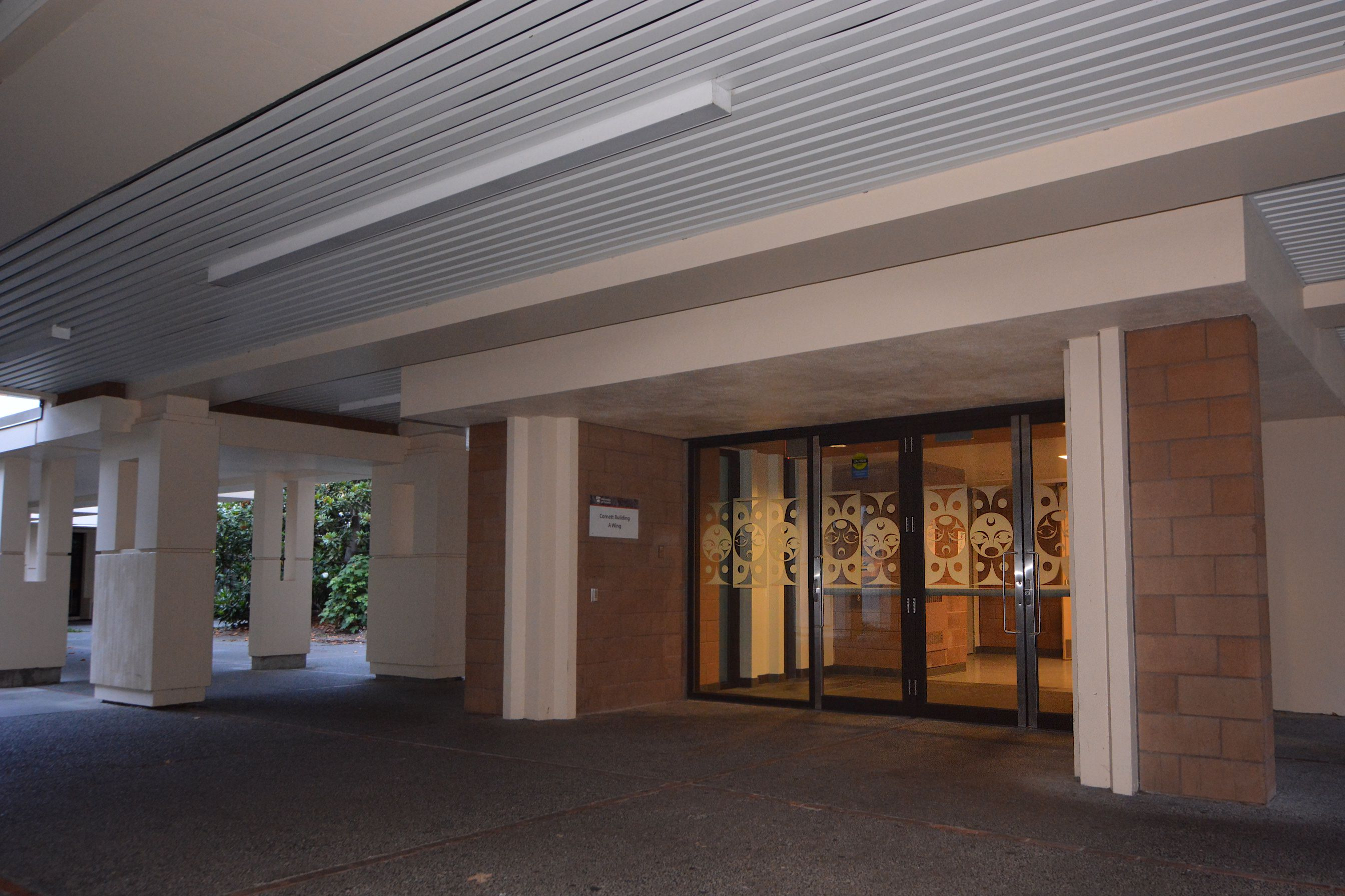 Uvic Cornett Building 3