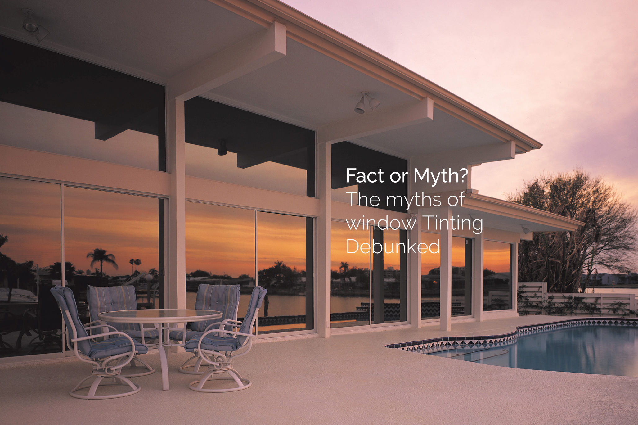 myths of window tinting debunked