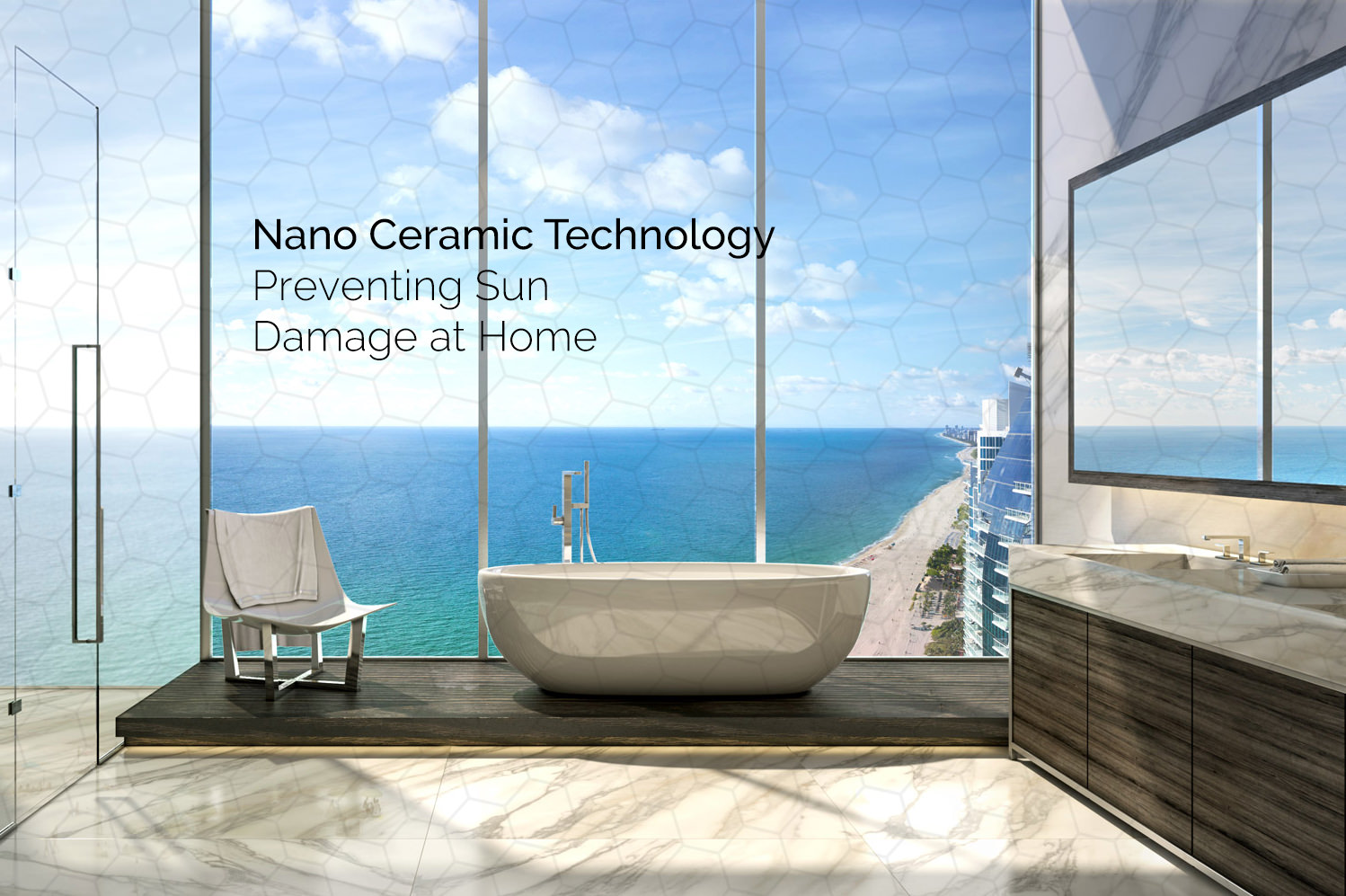 Nano Ceramic Technology in window films