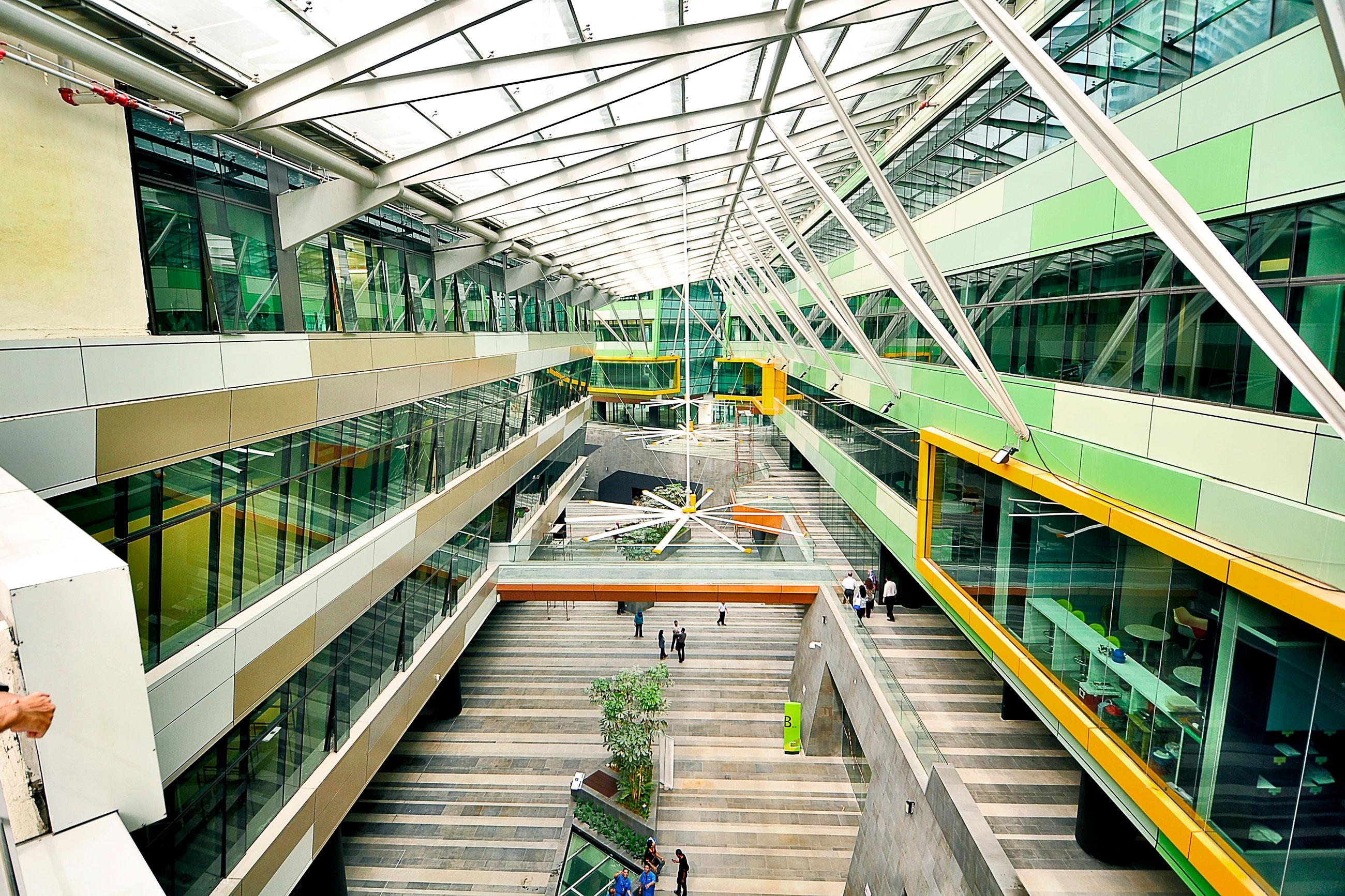 Green Building Business Benefits