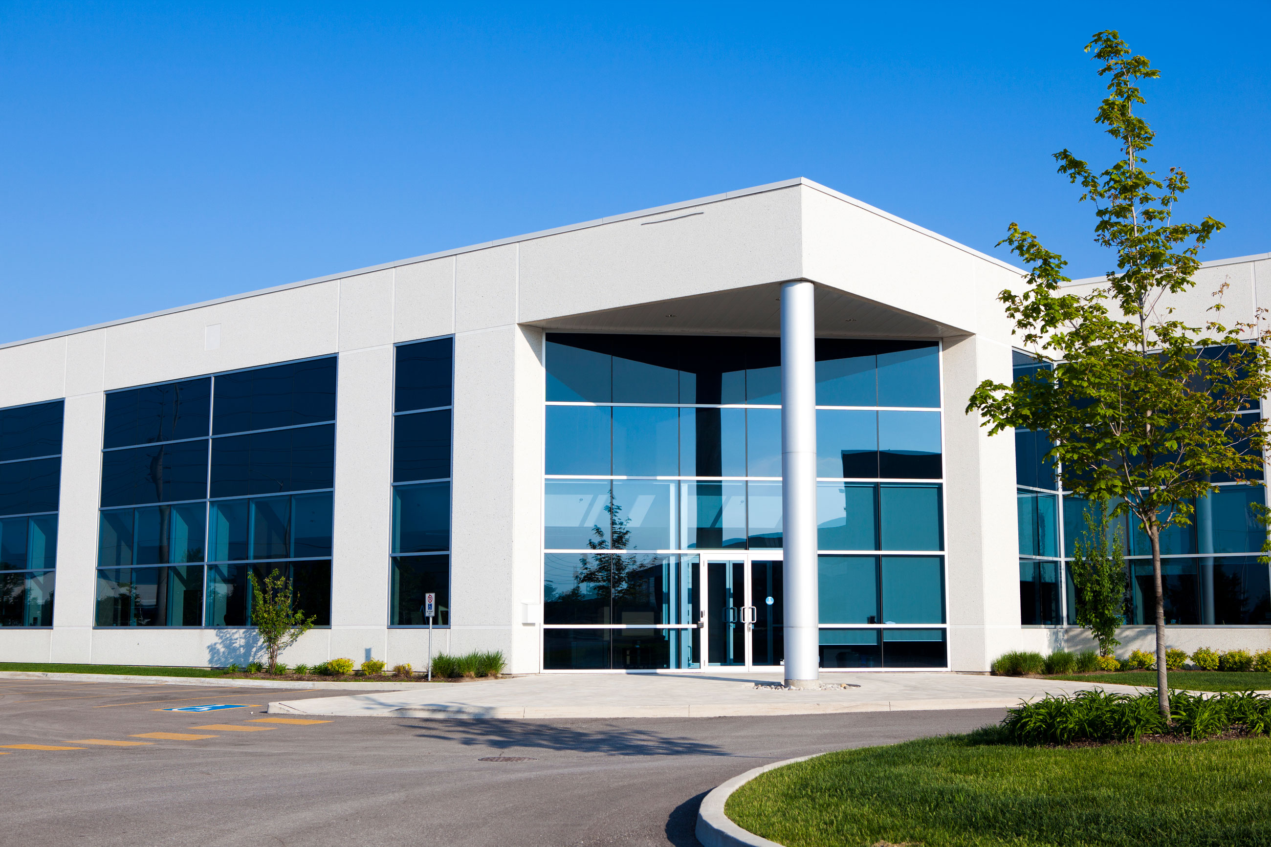 Signs Your Business Needs Window Film