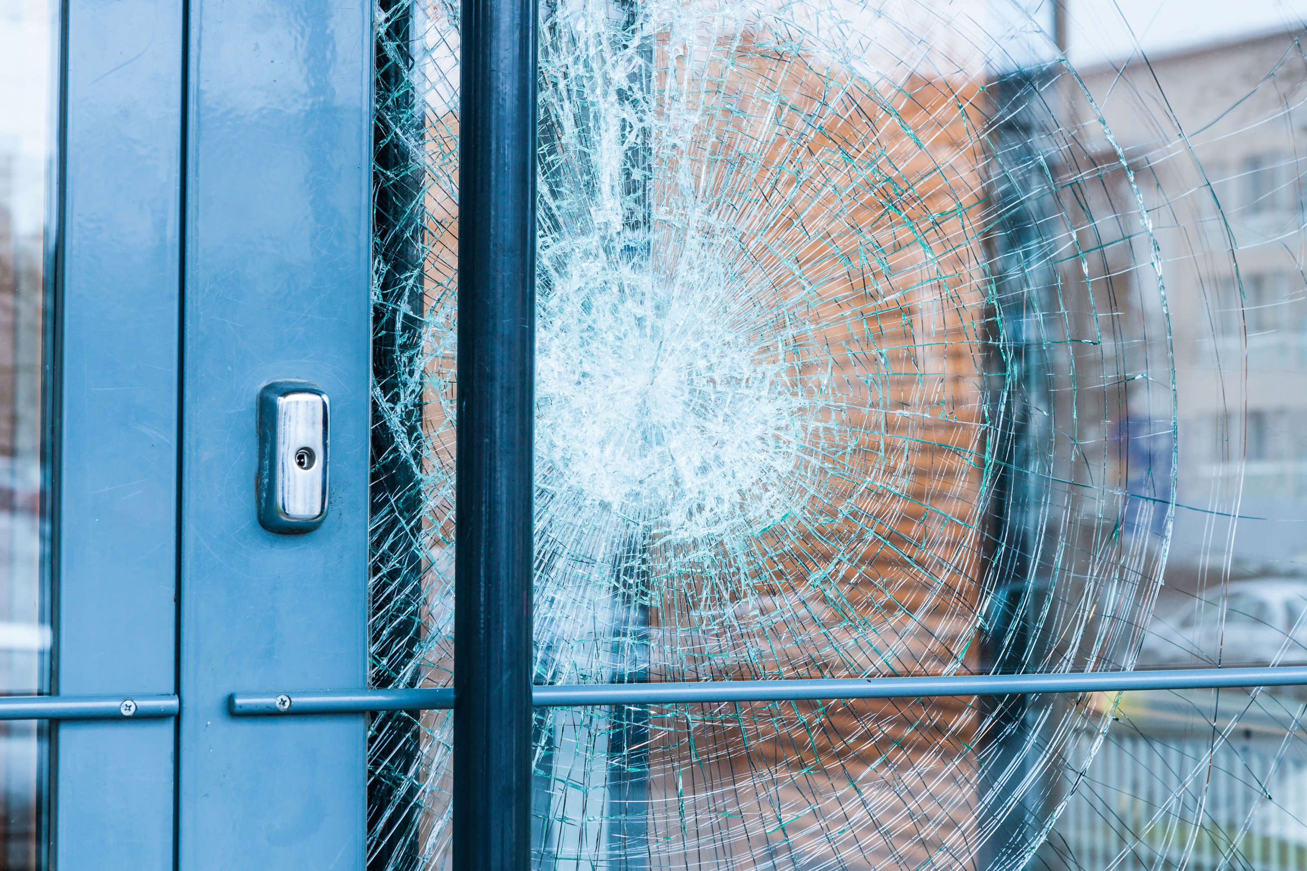 Security Film Vs Safety Glass