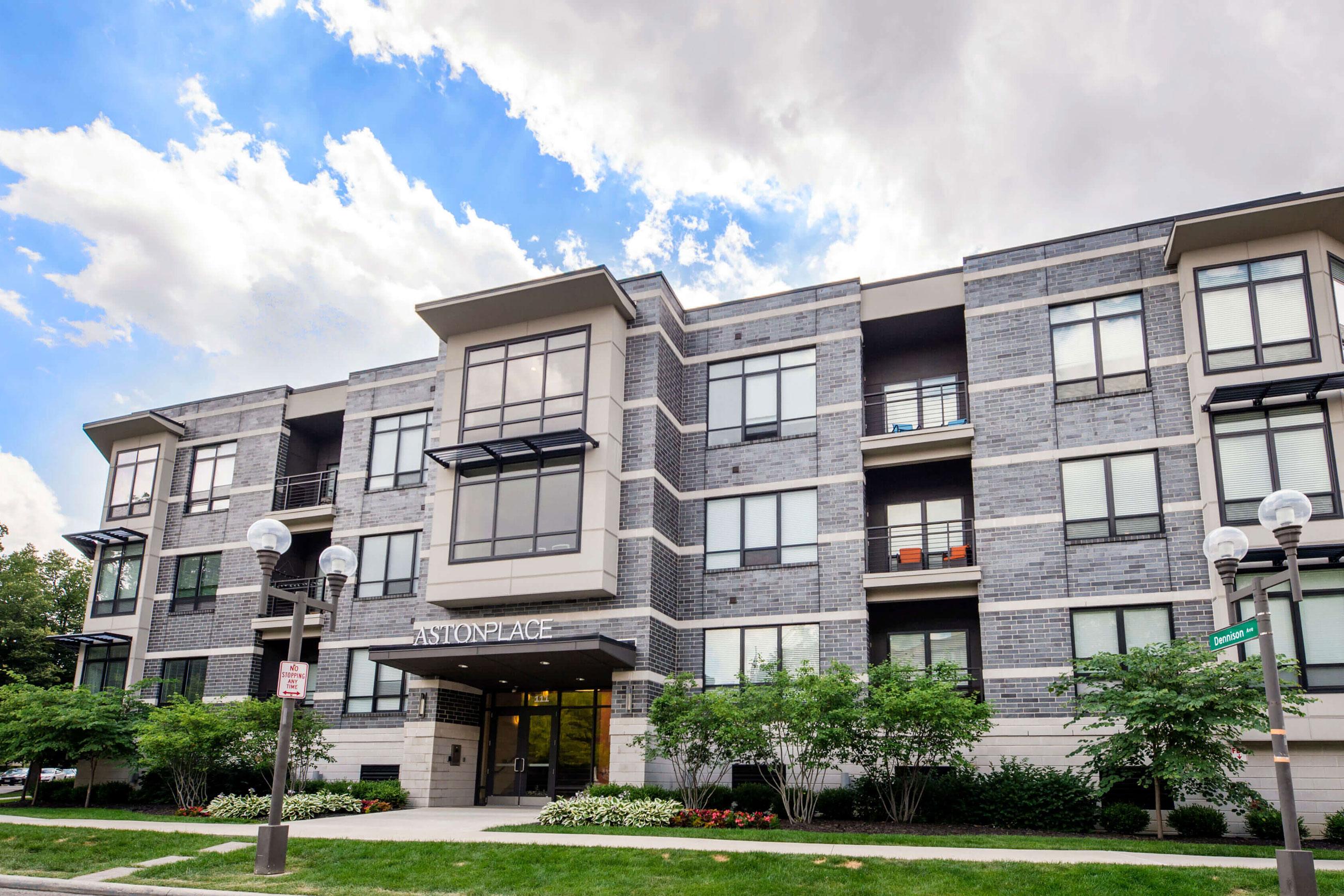 Apartment Buildings A Case Study